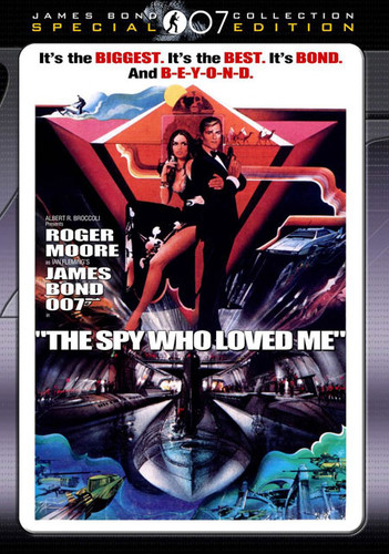 James Bond 007 - The Spy Who Loved Me - Special Edition