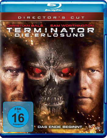 Terminator: Die Erlösung - Director's Cut Limited T-600 Skull Edition (2 Disc Set)