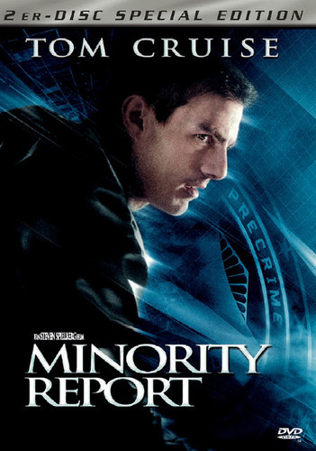 Minority Report - Special Edition (2 Disc Set)