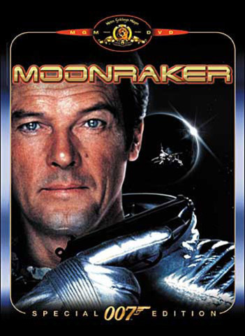 James Bond 007 - Moonraker - Special Edition