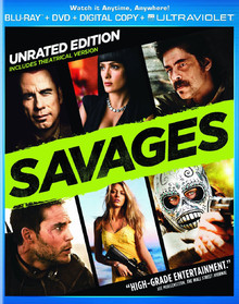 Savages - Unrated Edition (2DiscSet)