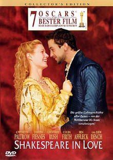 Shakespeare In Love - Collector's Edition