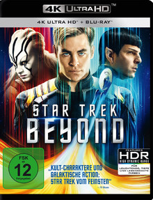 Star Trek Beyond (2 Disc Set)