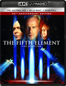 The Fifth Element - 20th Anniversary Edition (2DiscSet)