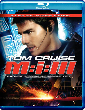 Mission: Impossible 3 - M:I:III - Collector's Edition (2 Disc Set)