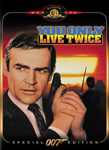 James Bond 007 - You Only Live Twice - Special Edition