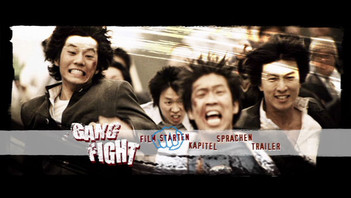 Gang Fight (뚝방전설) - Limited Gold Edition (2 Disc Set)