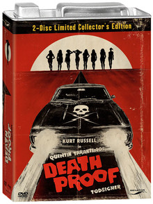Death Proof - Limited Collector's Edition (2 Disc Set)