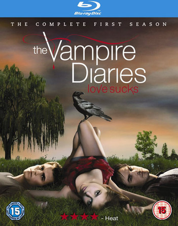 The Vampire Diaries - The Complete First Season (4 Disc Set)