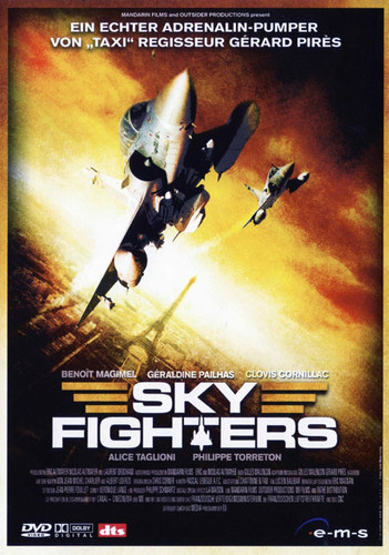Sky Fighters - Special Edition (2 Disc Set)