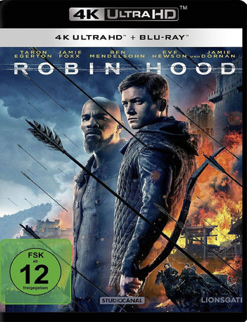 Robin Hood (2 Disc Set)
