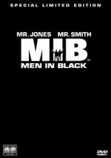 MIB Men In Black - Special Limited Edition (2DiscSet)