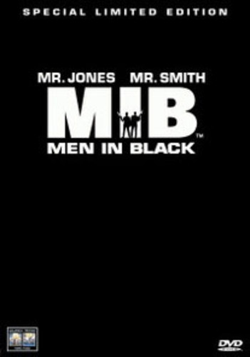 MIB Men In Black - Special Limited Edition (2 Disc Set)
