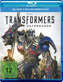 Transformers: Ära des Untergangs (2 Disc Set)