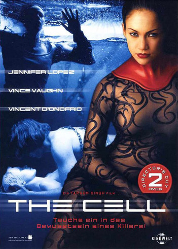 The Cell - Director's Cut (2 Disc Set)