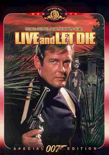 James Bond 007 - Live And Let Die - Special Edition
