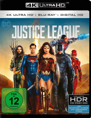 Justice League (2 Disc Set)