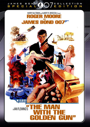 James Bond 007 - The Man With The Golden Gun - Special Edition