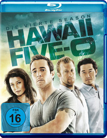 Hawaii Five-0 - Die vierte Season (5 Disc Set)