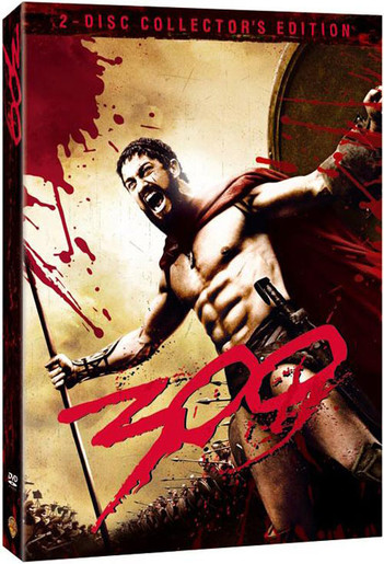 300 - Limited Collector's Edition (2 Disc Set)