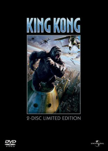 King Kong - Limited Edition (2 Disc Set)