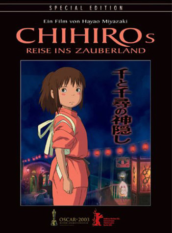 Chihiro's Reise ins Zauberland (千と千尋の神隠し) - Special Edition (2 Disc Set)
