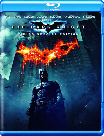 The Dark Knight - Collector's Edition (2 Disc Set)