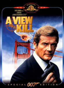 James Bond 007 - A View To A Kill - Special Edition