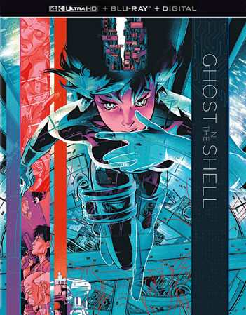 Ghost In The Shell (攻殻機動隊) (2 Disc Set)