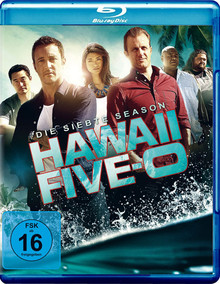Hawaii Five-0 - Die siebte Season (5 Disc Set)